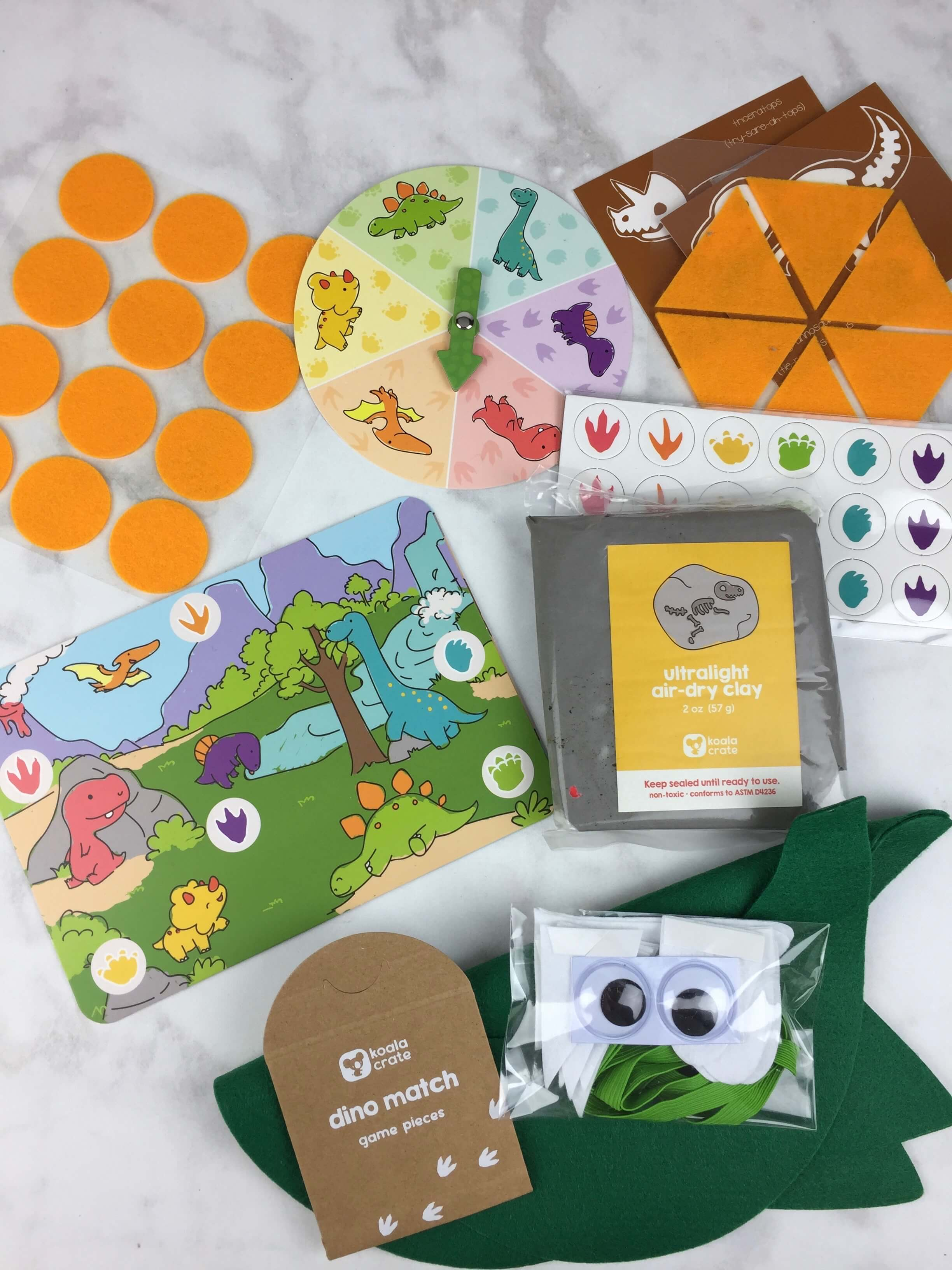 Create and craft coupons - As Always The Box Comes With All The Supplies Needed To Create A Trio Of Fun Age Appropriate Crafts Plus It Has A Magazine With Extra Games And