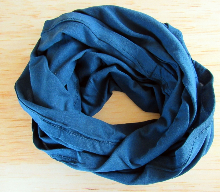 Synergy Organic Tissue Infinity Scarf