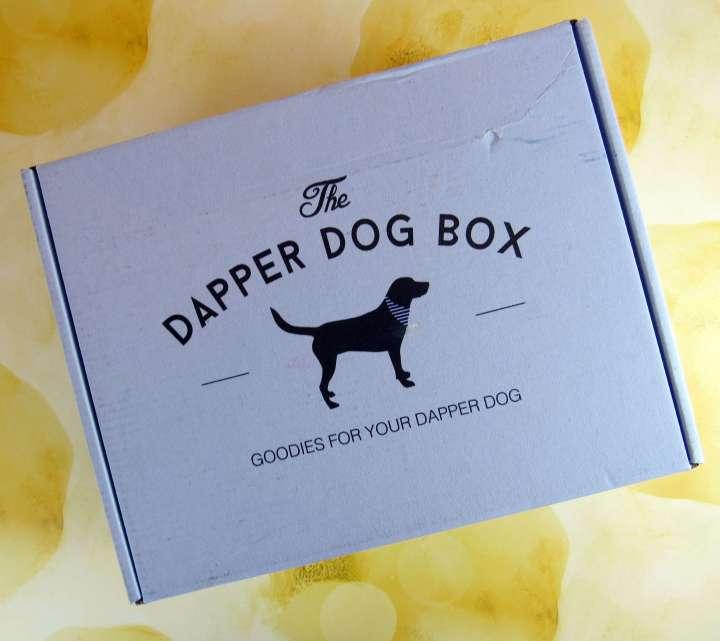 The Dapper Dog Box