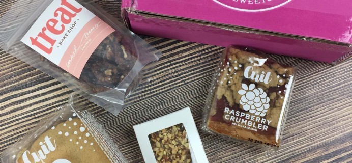 Treatsie September 2016 Subscription Box Review + Coupons