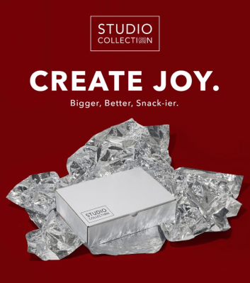Art Snacks Studio Collection Limited Edition Box Available Now!
