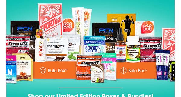 New Limited Edition Bulu Box Bundles + Boxes!