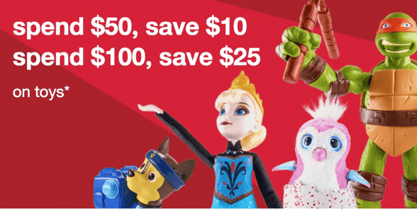 Target Deal: Save Up to $25 on Toys, Including Kids Advent Calendars!