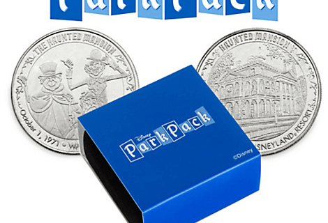 New Disney Park Pack Subscription – The Coin Edition!