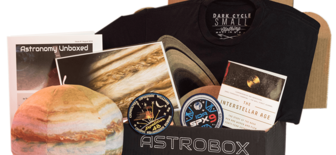 AstroBox Summer 2017 Theme Spoilers + Coupon