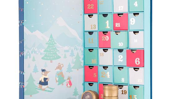 David's Tea Advent Calendar Available Now!