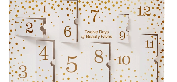 2017 Target 12 Days of Beauty Faves Advent Calendar Coming Soon + Full Spoilers!