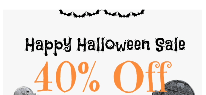 Bramble Box Halloween Flash Sale: 40% Off First Box!
