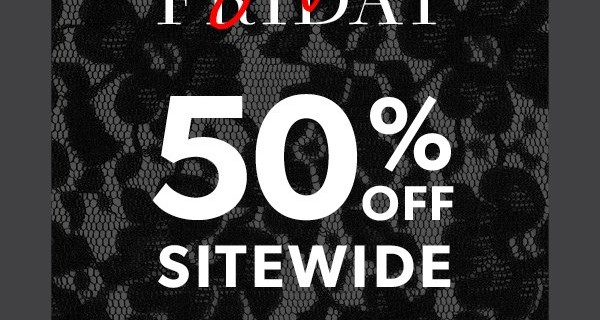 JustFab Black Friday Sale: 50% Off + New Members First Style $10!