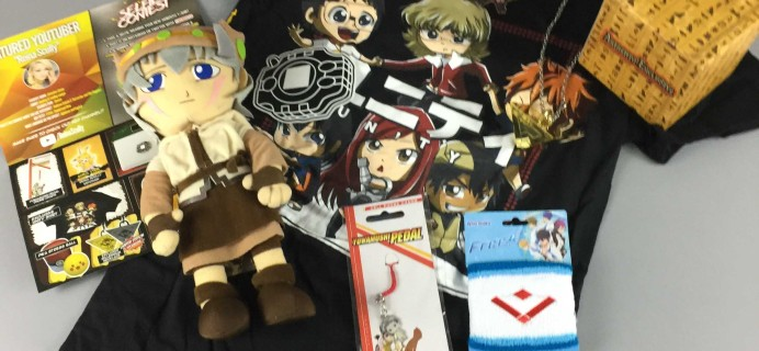 Akibento November 2016 Subscription Box Review & Coupon – Nightmare