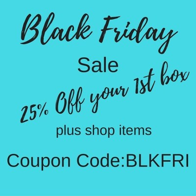 LYFnow Teen Subscription Box Black Friday Deal – 25% Off First Box + Shop Items!