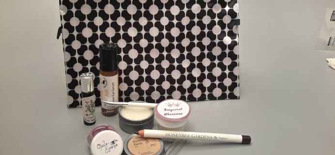 Imperial Glamour Beauty Box Subscription Review + Coupon – November 2016 The Eyes Have It!
