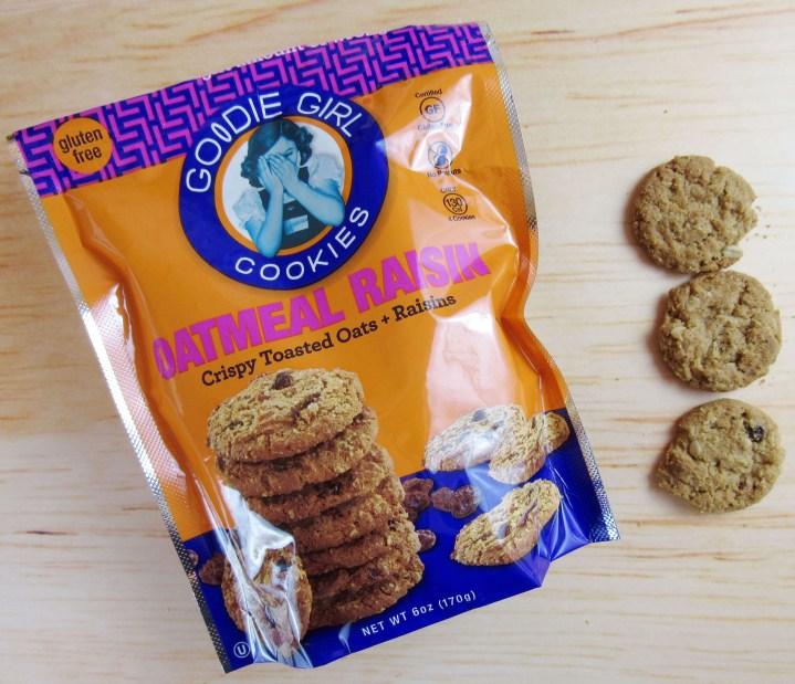 GoodGirl Oatmeal raisin Cookies