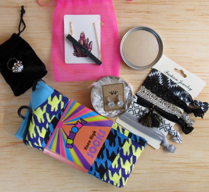 Gina Louise Jewelry Pouch November 216