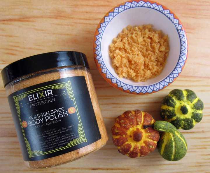 Elixir Apothecary Pushkin Spice Body Polish