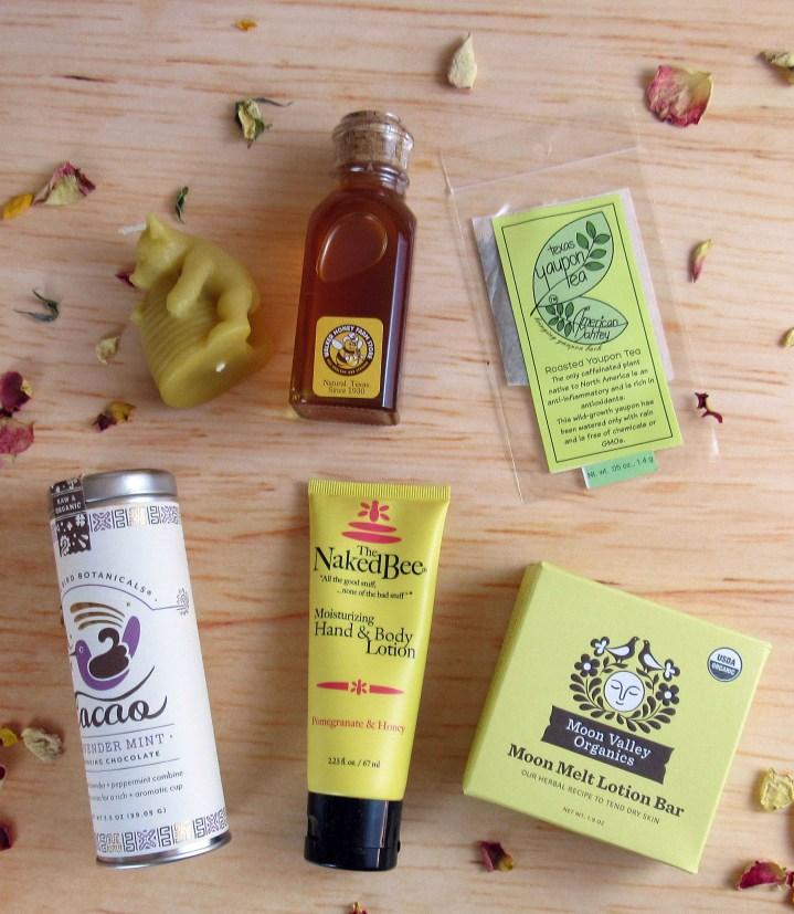 Herbal Bliss September 2016