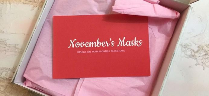 Piibu November 2016 Subscription Box Review