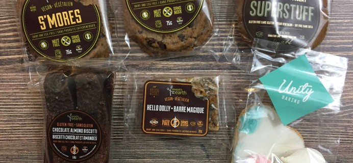 Bakers Krate November 2016 Subscription Box Review & Coupon