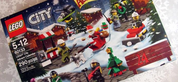 Lego City Advent Calendar 2016 Mini Review
