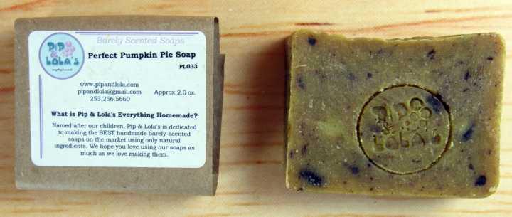 Perfect Pumkin Pie Soap
