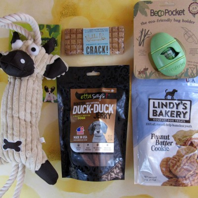Truly Pawsome November 2016 Subscription Box Review