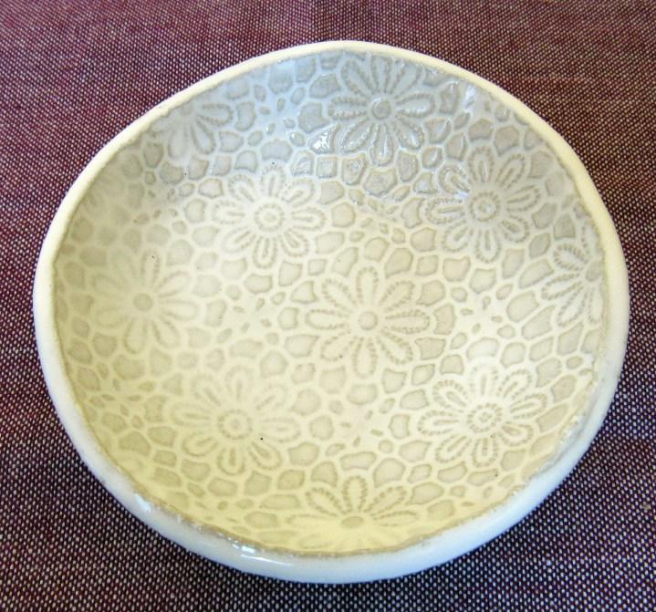 Hand-Made Ceramic Bowl