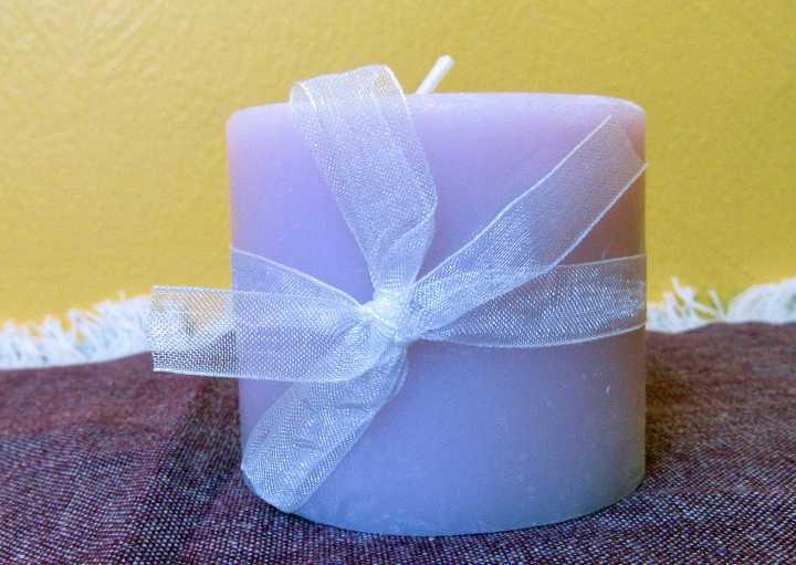 Ross Quart Candle