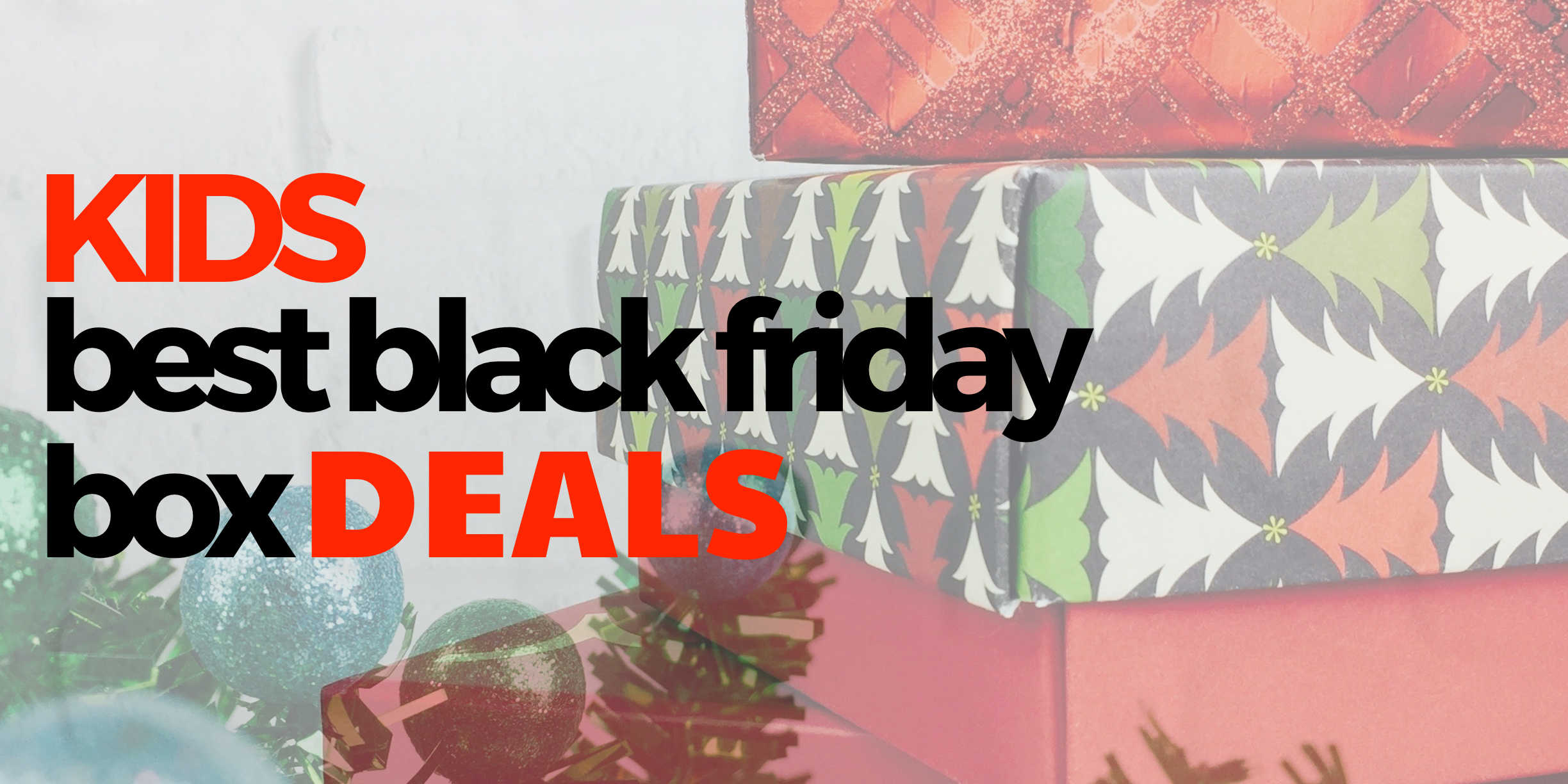 best black friday KIDS subscription box deals