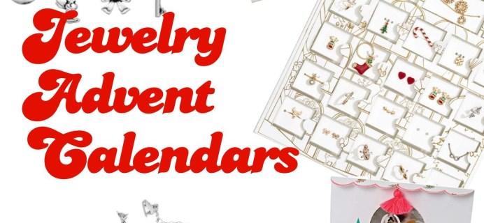 Jewelry Advent Calendars