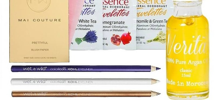 Better Beauty Box Cyber Monday Deal: 25% Off First Box!