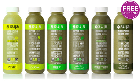 Suja Juice Black Friday Deal: 3 Day Juicing Pack for $99!