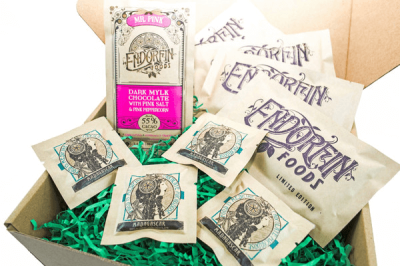 Endorfin Community Supported Chocolate Cyber Monday Deal: Save 30% On First Box!
