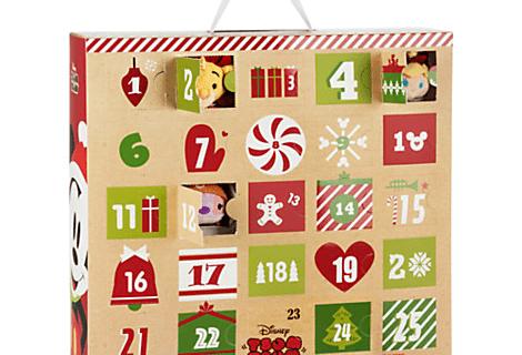 Save 20% on Tsum Tsum Advent Calendars!