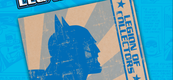 DC Legion of Collectors January 2017 Full Spoilers!