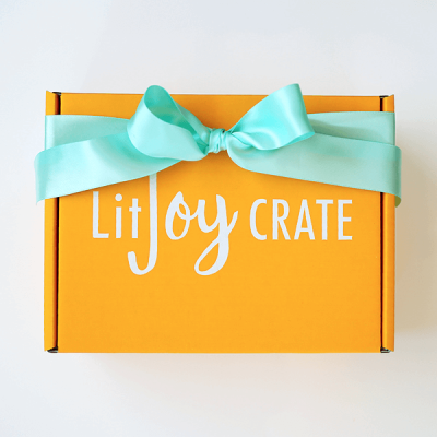 LitJoy October 2019 Young Adult Box Theme Spoiler & Coupon!