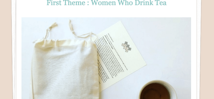 New Boxwalla Limited Edition Forgotten Women Book Series!
