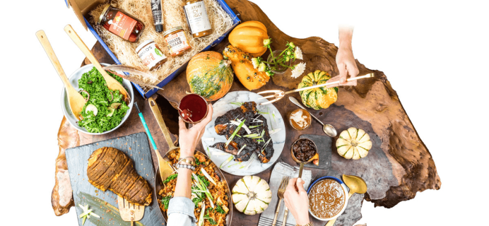 The FareTrade Ultimate Artisan Thanksgiving Limited Edition Box Available Now + Coupon!