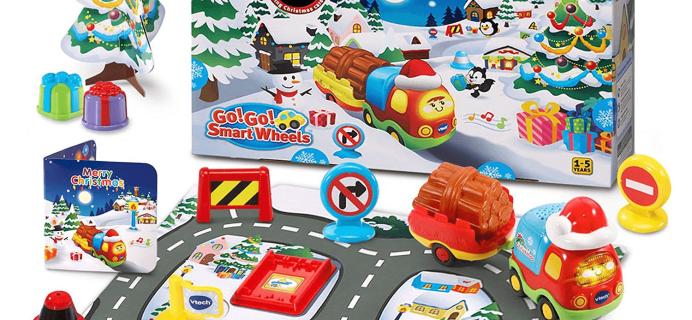 VTech Go! Go! Smart Wheels Advent Calendar: Save $3!