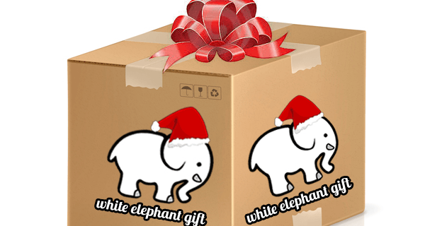 White Elephant Mystery Box from That Daily Deal Available Now!