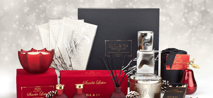 DL & Co Limited Edition Holiday Surprise Gift Box – Available Now