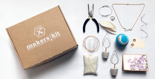 MakersKit Black Friday Subscription Box Coupon: Save 50%!