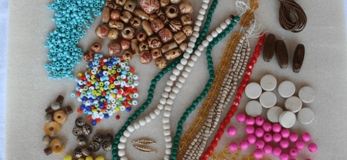 BeadCrate Cyber Monday Subscription Box Coupon!