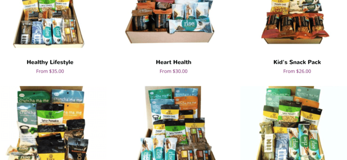 Bright Snack: Healthy Snack Subscription Box Cyber Monday Deals!