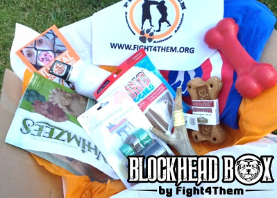 Blockhead Box Dog Subscription Box Cyber Monday Deal – FREE Box With 6+ Months!