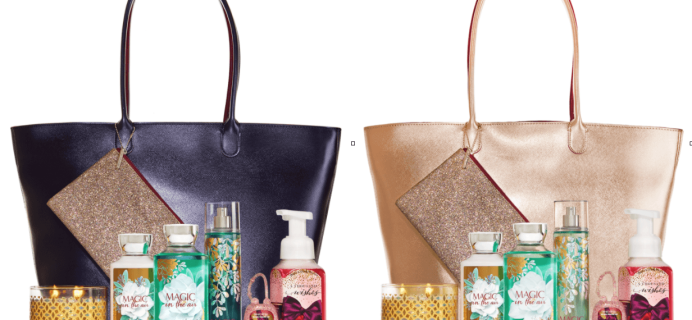 Bath & Body Works Black Friday 2016 VIP Tote Available Now!