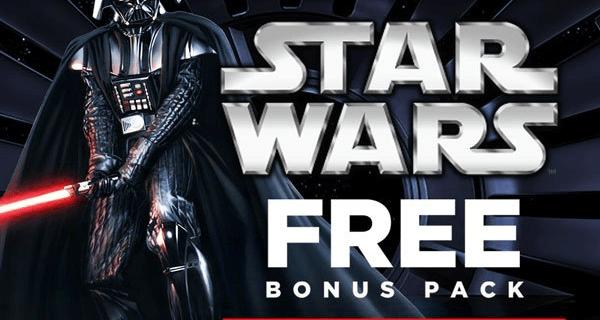 Geek Fuel Black Friday Deal: Free $30 Star Wars Pack – Geek Week Begins Now!