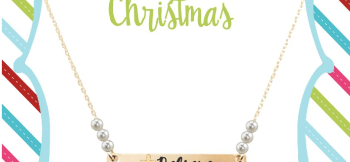 The Believer's Box Christian Subscription Box Cyber Monday Deal! + December Sneak Peek!