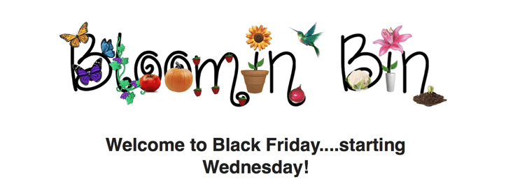 Bloomin Bin Black Friday Deals Save on a Gardening Subscription