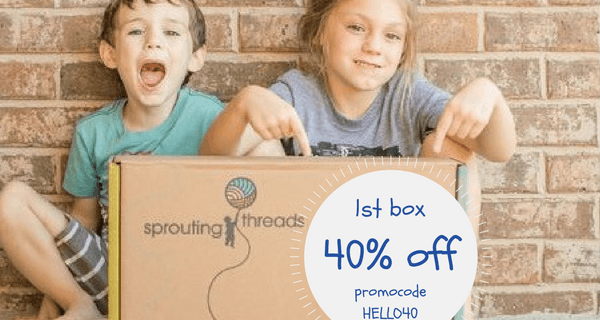 sprouting threads Black Friday Sale – Save 40% Off First Box!