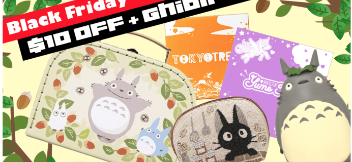 Tokyo Treat Black Friday Deal: Save $10 On First Premium Box!